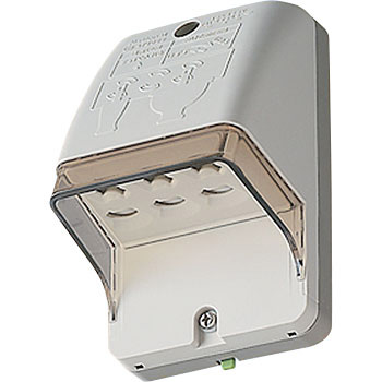 Fully Waterproof Outlet, Both Exposed And Embedded