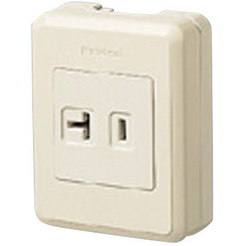 Refine Series Exposed Outlet for Both 15A And 20A
