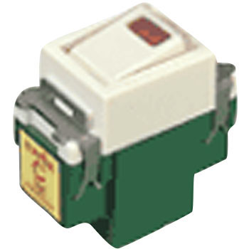 Full Color Embedded Pilot Switch, 3 Pole