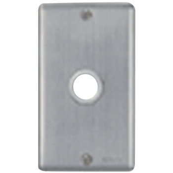 Telephone Cable Wallplate