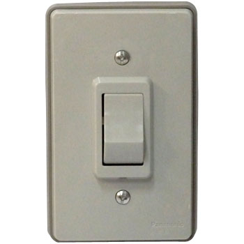 Water Proof Embedded Switch, 3 Way