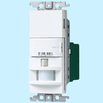 Wall Mounted Automatic Switch, Heat Sensor, Blank Tip, Residence Use