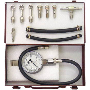 Fuel Pressure Gauge, For Domestic Car