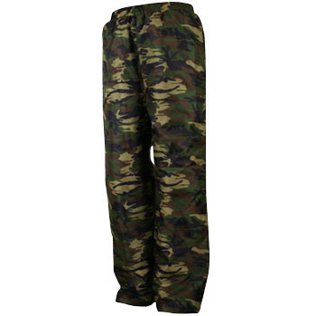 Camo Quilt Trousers