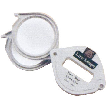 Pocket Magnifier Aluminum Body