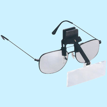 Glasses For Loupe, Binocular