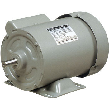 Single Phase Motor Condenser Starting Type, Full Open Type Motor