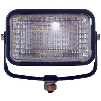 Medium Square D Work Lamp