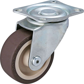 Gold Caster SJ, Urethane Wheel, Swivel Caster