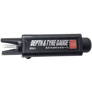 Depth and Tire Gauge