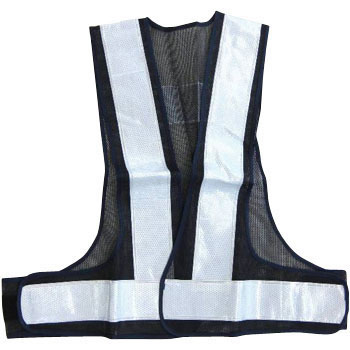 Wide, High-Intensity Reflective Vest