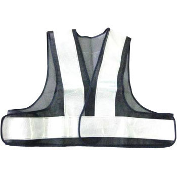 Wide, Short Reflective Vest