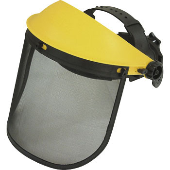 Replacement Type Direct Covering Type Round Face Protector