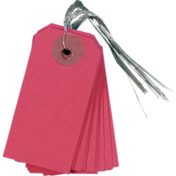 Color Wire Luggage Tag