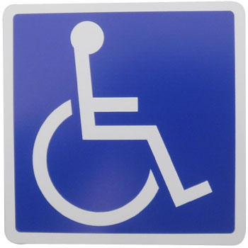 Physically-Disabled Marked