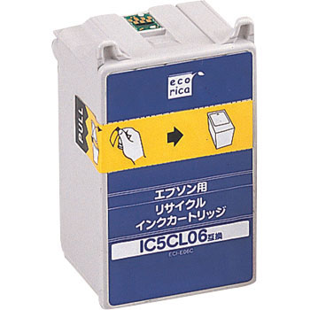 Recycling Ink, EPSON Corresponded, IC06 Type