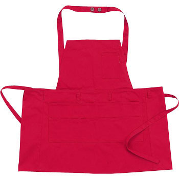 Chest Equipped Short Apron