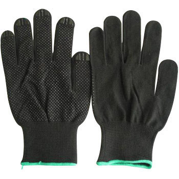 "Non-Slip Gloves, ""Silicon Plus Hard"""