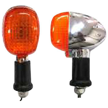 Front and Rear Lamp, Right and Left