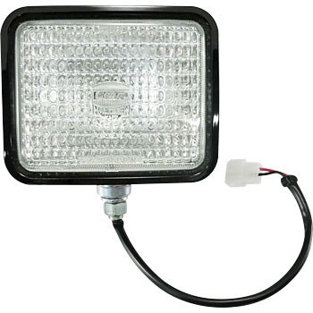 Rectangular Working Lamp
