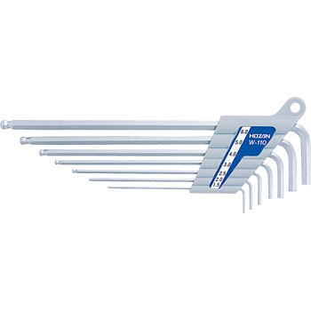 Ballpoint L-Wrench Set