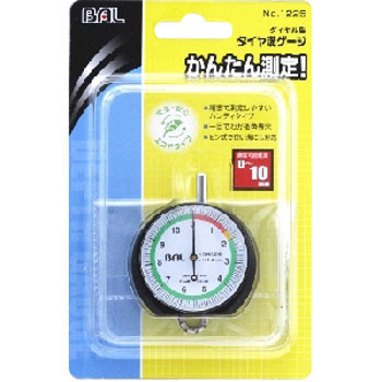 Dial Type Tire Depth Gauge