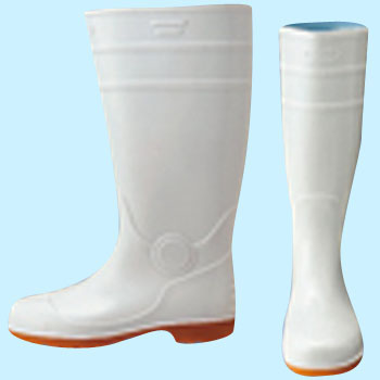 Delicieux Kitchen Boots, Toe Core Attached