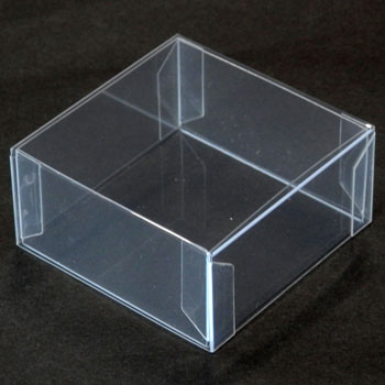 Clear Box, Body, Lid Cover Model