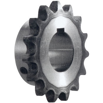 Sprocket shaft hole finished goods (new JIS keyway) No.80