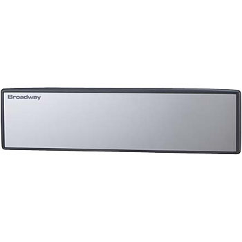 Rearview Wide Mirror, High Precision Chrome Surface Mirror