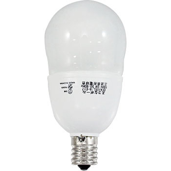 Eco Ball, 40W Fluorescent Bulb, E17