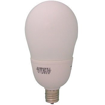 Eco Ball, 60W Fluorescent Bulb, E17