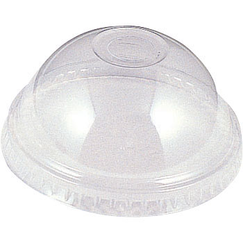 Plastic Cup, Dome Lid