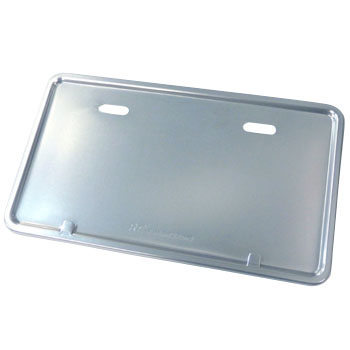 Aluminum Number Plate Base