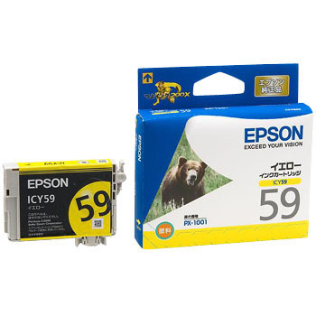 Ink Cartridge EPSON IC59, Genuine