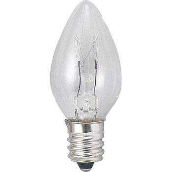 Candle Bulb, 2pc