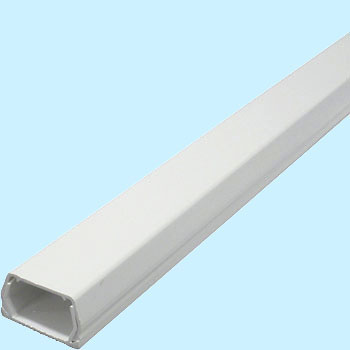 PVC Mall, WhiteWith Tape