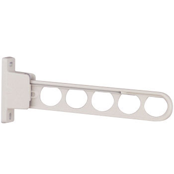 "Landry Pole Holder ""HOSU Clean"" for Window Back, Standard Type"