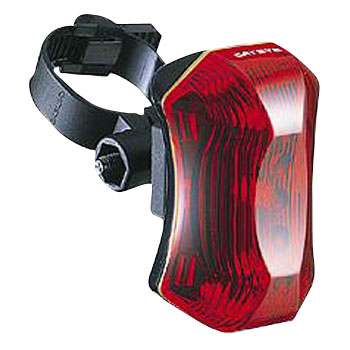 Safety Light, Entry Model, Rear