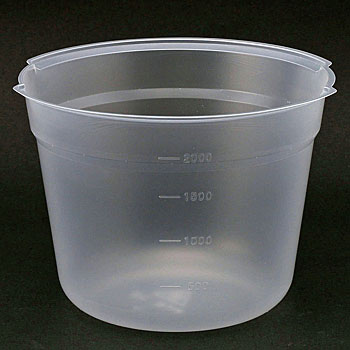 Polypropylene Painting Bucket Type 3