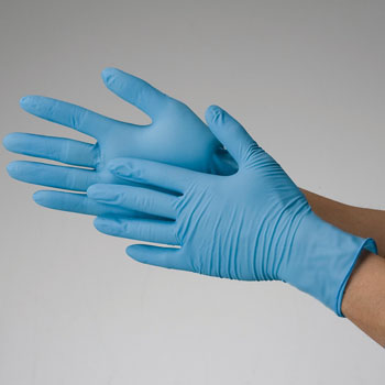 Nitrile Ultra Thin Gloves, Powder