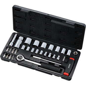Socket Wrench Set 30 Pcs