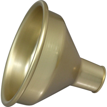 Aluminum Thick Mouth Wide-Mouth Funnel