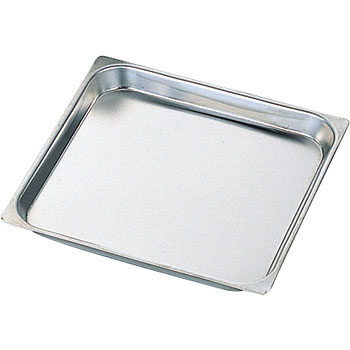 18-8 New Square Tray