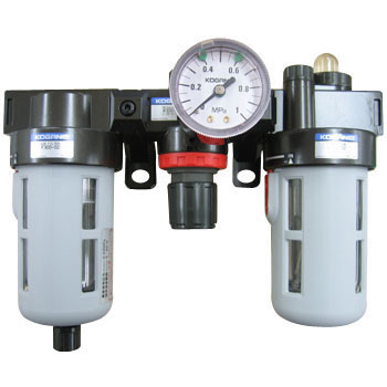 Filter-Regulator-Lubricator Combination