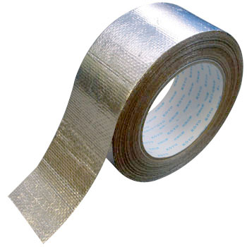 Aluminum Cross Fire Resistant And Fire Retardant Tape