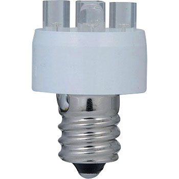 LED Bulb For Fire Alarm Detector