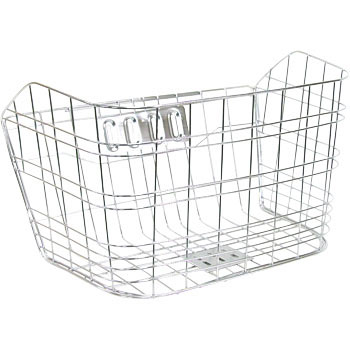 Ultra-Wide Basket Stainless