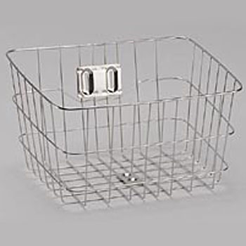 Stainless Steel Wire Basket Small Square