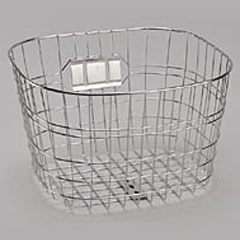 Stainless Bike Basket